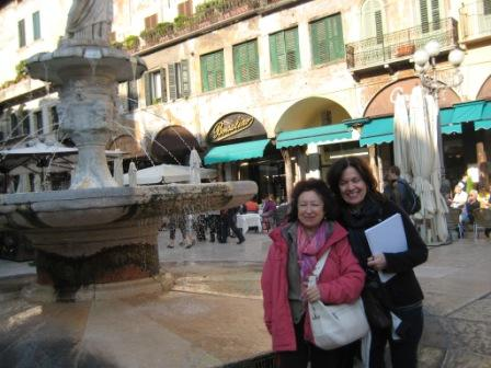 Individual Lessons Learn Italian LYNDA and italian language teacher homestay